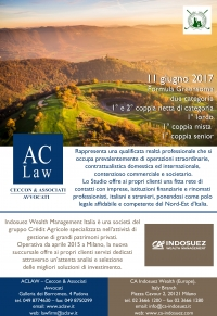 Ac Law Golf Trophy 2017